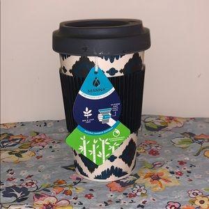 MANNA 21 oz Bamboo fiber To go mug